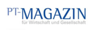 Logo PT Magazin breit